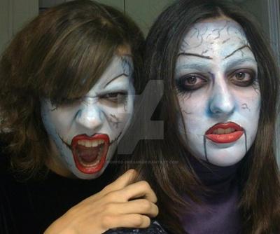 Halloween 2012 by Morfeo-dreams