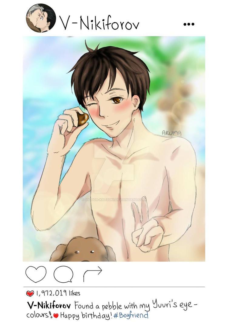Ocean Catch by Victor-katsuki