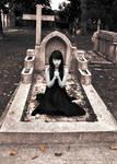 : ghostly prayer :