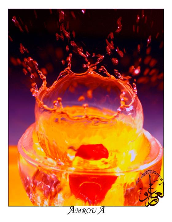 Water Ball by AMROU-A