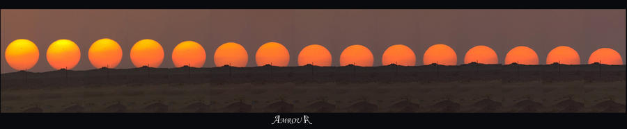 sun dark spot by AMROU-A