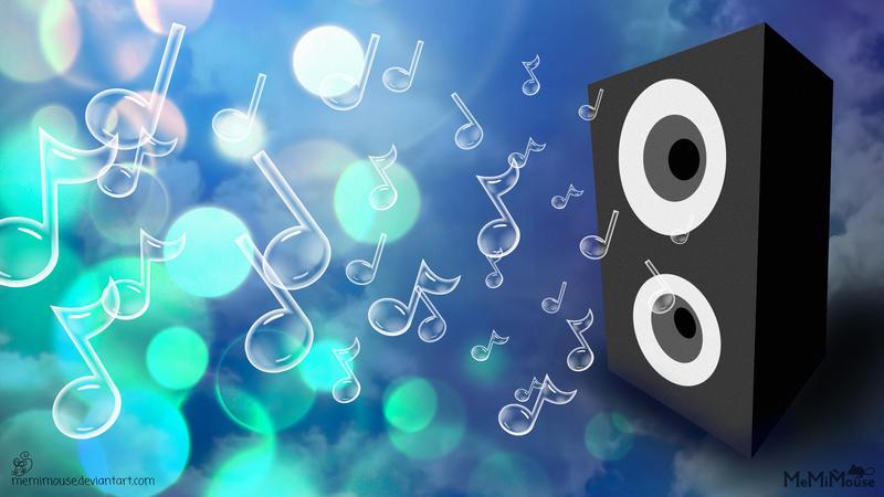 Bubble Pop Music by MeMiMouse
