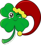 Lucky Wishes You a Happy Year's End Celebration