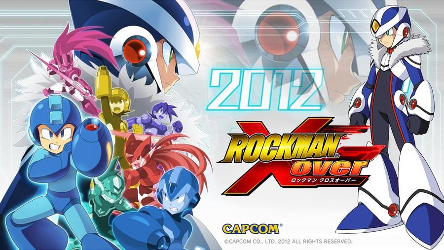 Rockman Xover Wallpaper by Mega-X-stream on DeviantArt