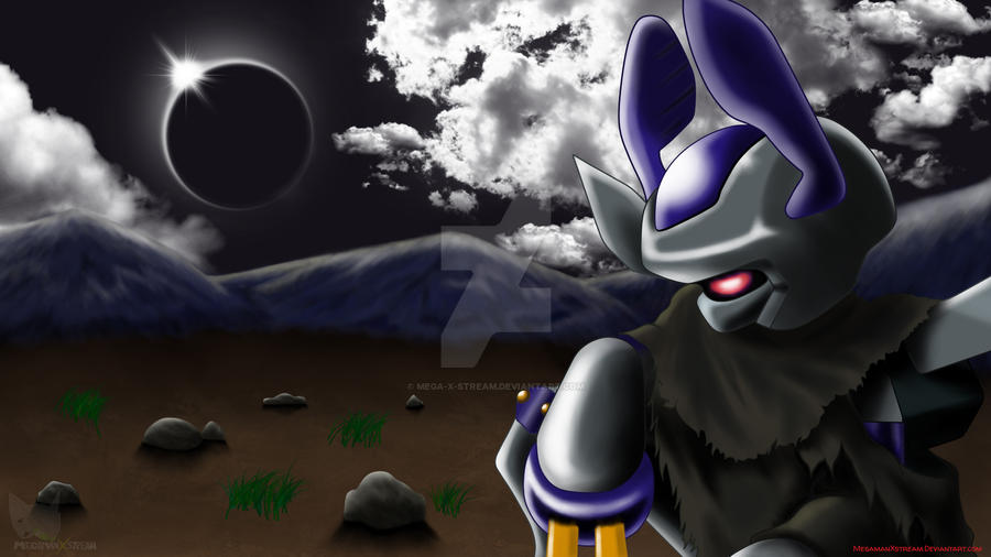 Medabots Rokusho Wallpaper (Eclipse) by Mega-X-stream