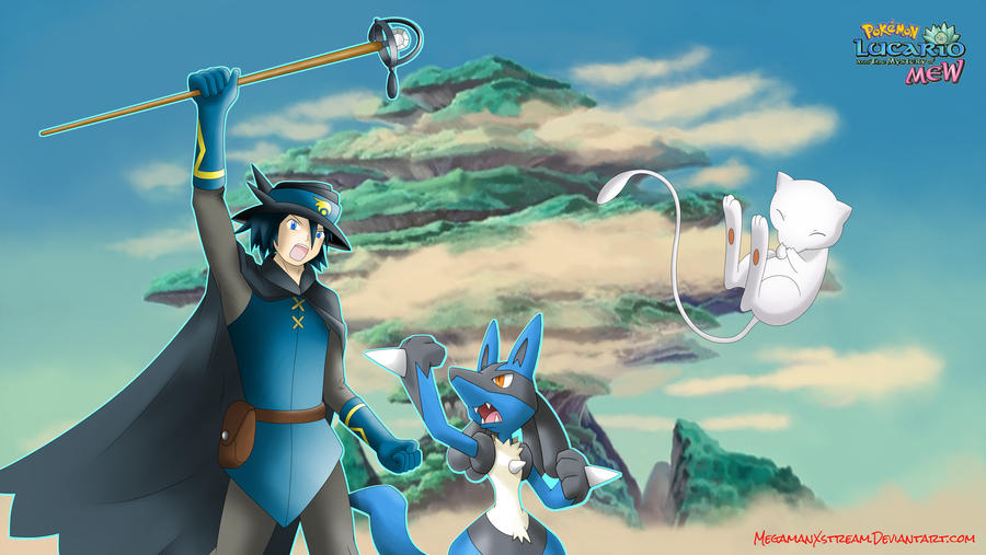 Pokemon Movie 8 Wallpaper