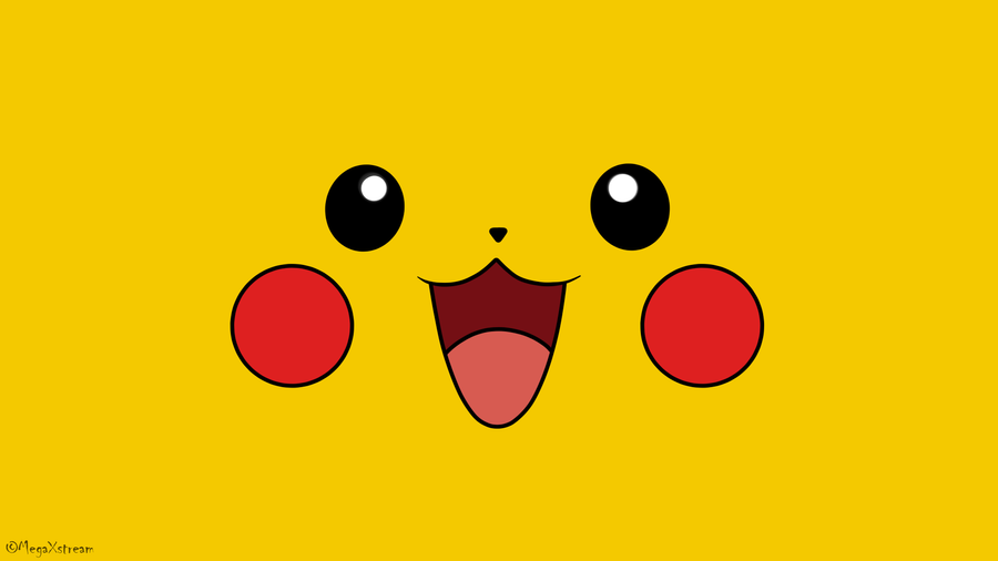 Pika Wallpaper by Mega-X-stream
