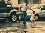 I love rain... II
