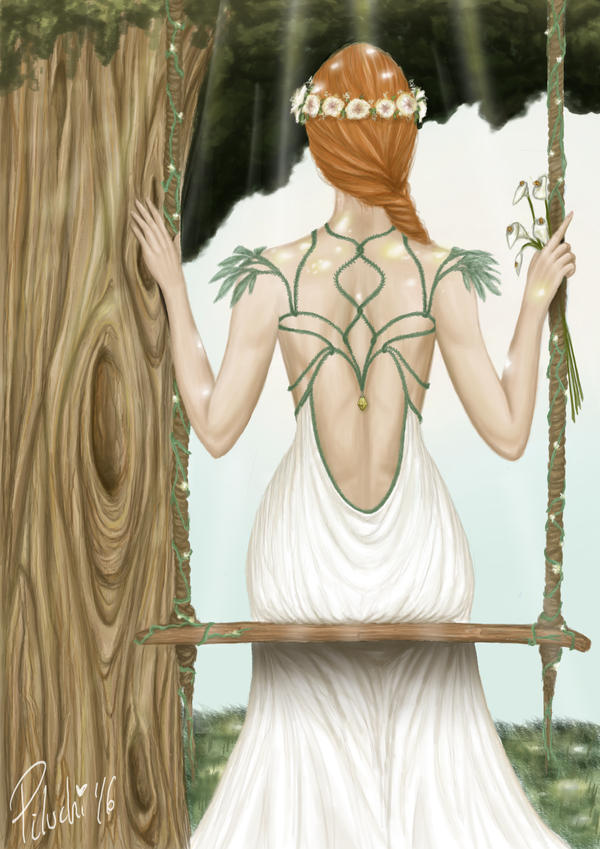 Bride [end] by Piluchi