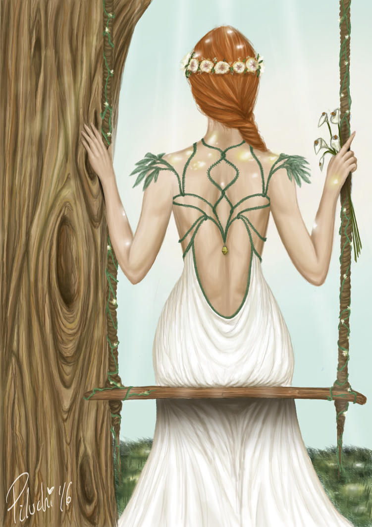 Bride by Piluchi