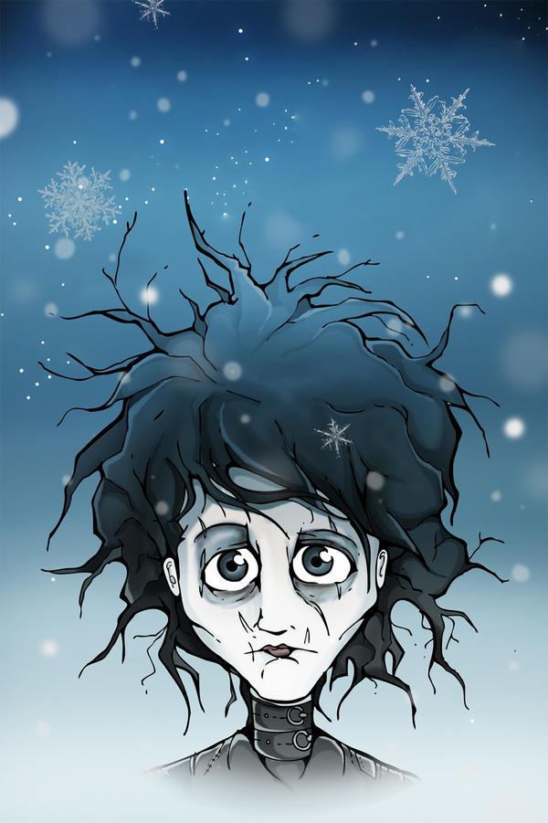 Edward Coldest Christmas by abiestrikesagain