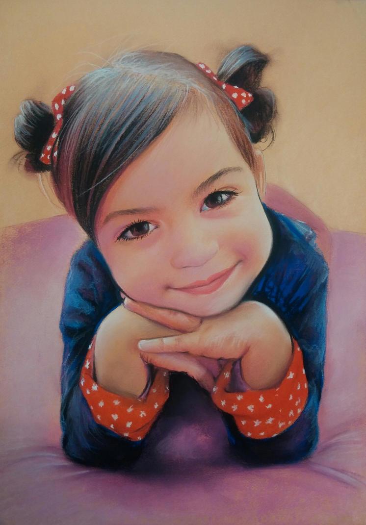A Little Princess by PASTELIZATOR