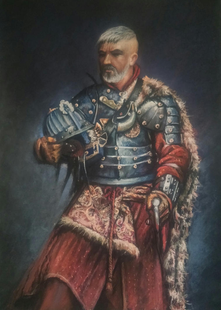 Husarz by PASTELIZATOR
