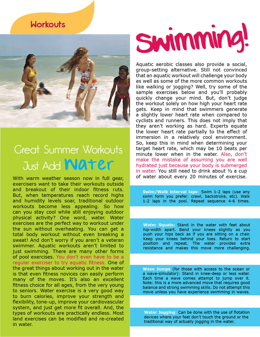 Magazine Article Layout by JennaLSommers on DeviantArt