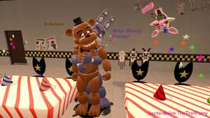 Bonnie Hug Freddy
