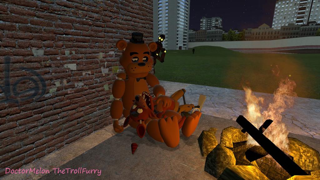 Freddy X Foxy Chapter 3 By DoctorMelon On DeviantArt