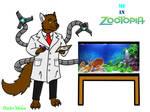 Me In Zootopia