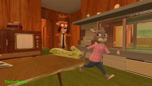 Bunny And Fox