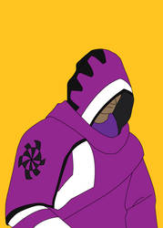 Mysterious Robed Man