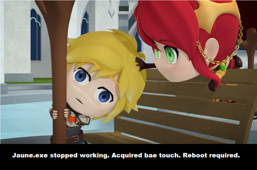 RWBY Chibi Skits: Episode 9, Part 3 by OurGuild on DeviantArt