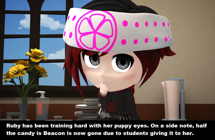 Rwby Chibi Season 3 Episode 2