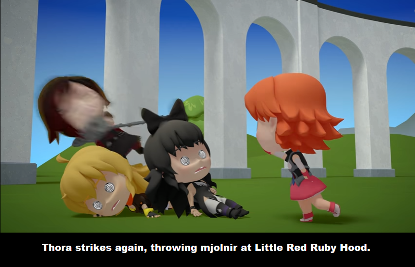 Rwby Chibi Skits Episode 17 Part 9 By Ourguild Deviantart – Fondos
