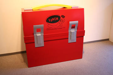 Oversize Lunchbox by grootw