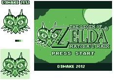 Free The legend of Zelda: majora's mask gb youtube by seiyouh