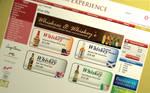 Gift2Drink Website Graphics