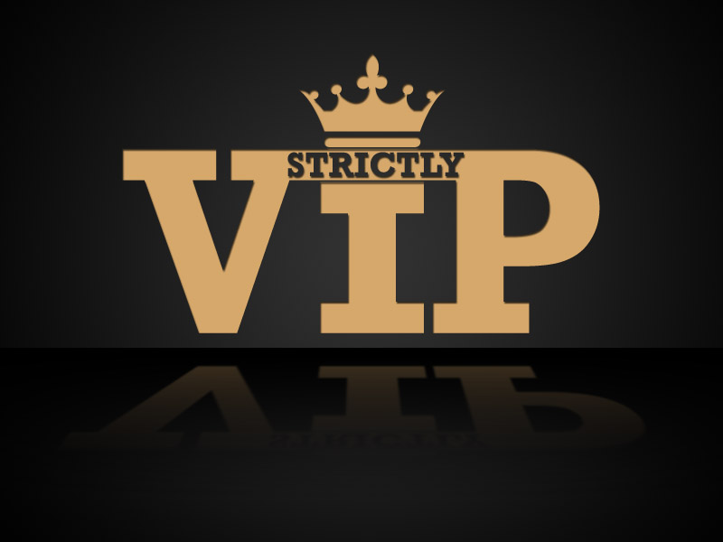 strictly vip logo by kuriousdesign on deviantart