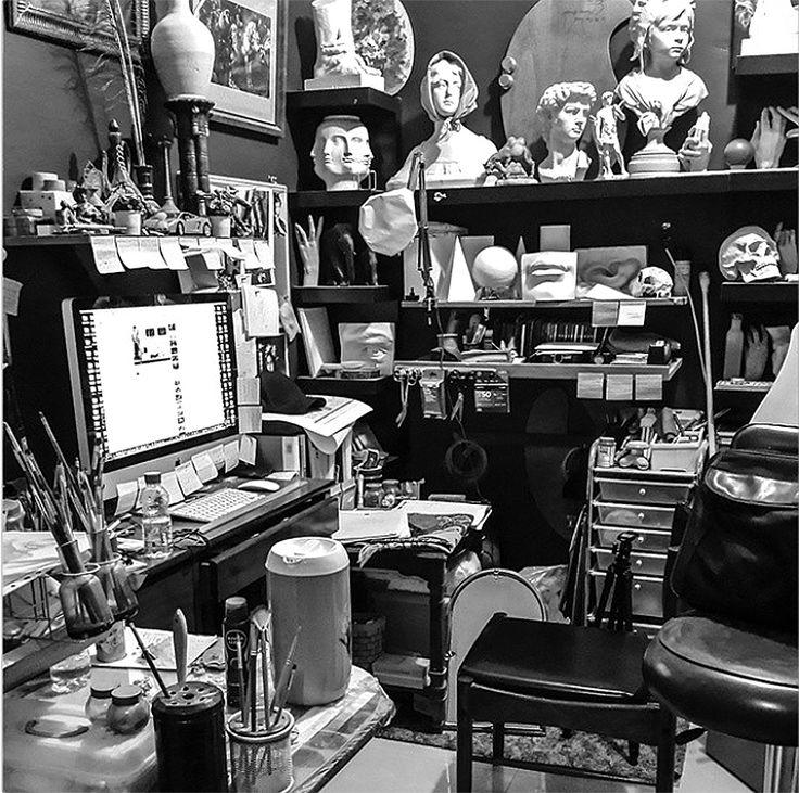 Art Studio by P-R-O