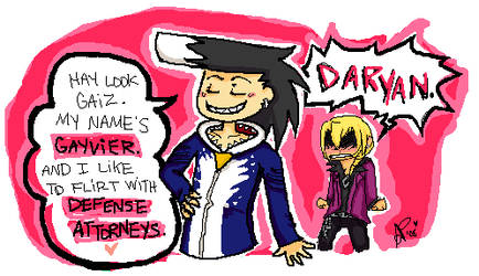 DON'T DENY IT KLAVIER by Cinderfire