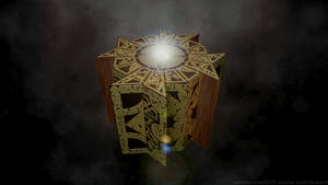 LeMarchand's Puzzlebox from Hellraiser franchise