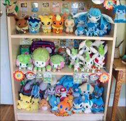 Collection Shelf: 3-21-09 by koigokorosakura