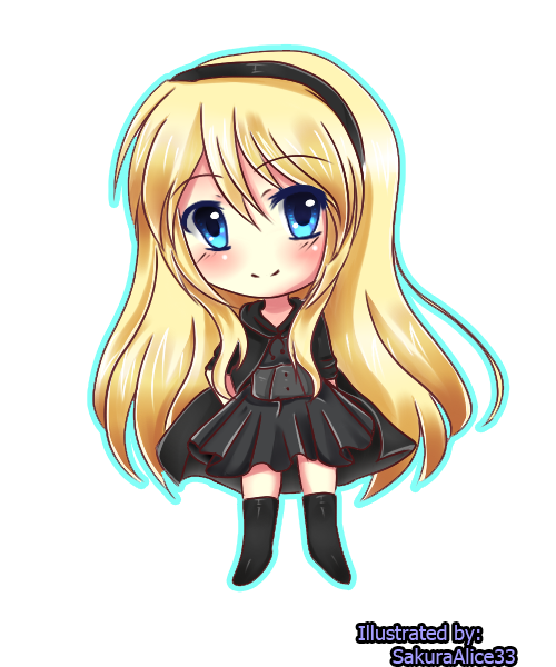 Remarkable, Cute anime girl transparent all? Yes
