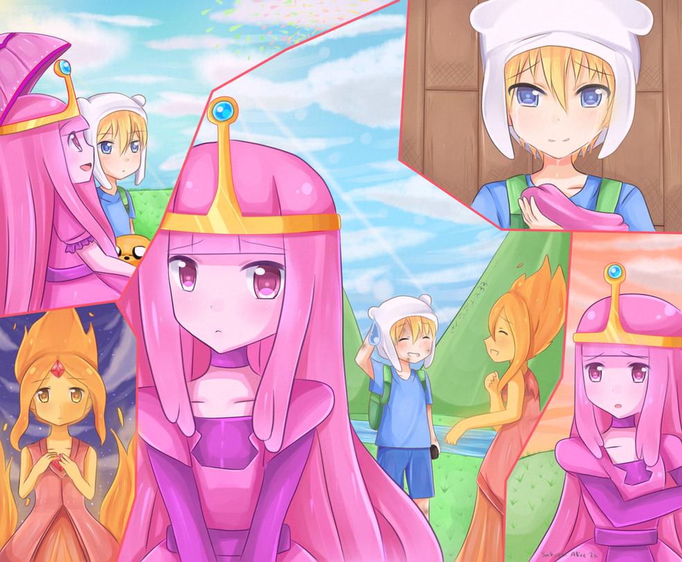 Adventure Time By SakuraAlice33 On DeviantArt