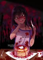 ::Comm:: Violent Waffle by SakuraAlice33