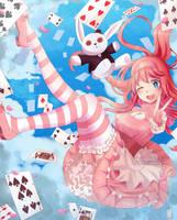 ::Comm:: Victory by SakuraAlice33