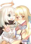 Lumine And Paimon