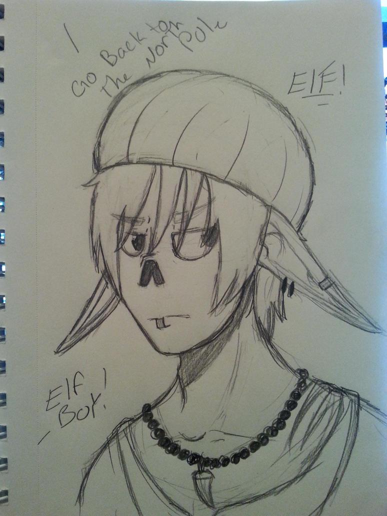 Elf by xXSoPiOsDrEaMXx