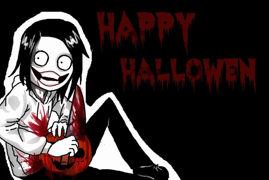 Happy Hallowen by Riw-BloodyUsagii on DeviantArt