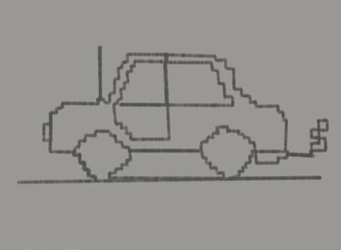Etch-A-Car
