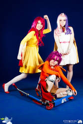 MLP Cosplay: The Cutie Marks Crusaders by GeiYin