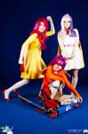MLP Cosplay: The Cutie Marks Crusaders
