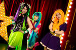 The Dazzlings Cosplay