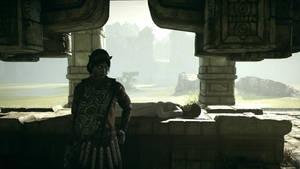Shadow Of The Colossus ....screenshot...wallpaper