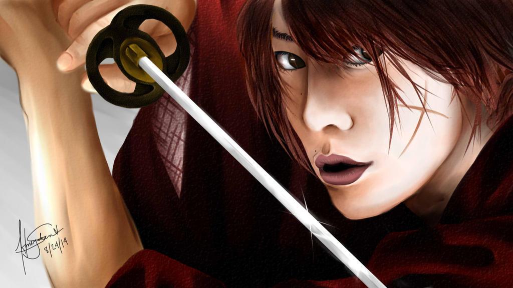 Takeru Sato Kenshin Wallpaper | www.imgkid.com - The Image ...