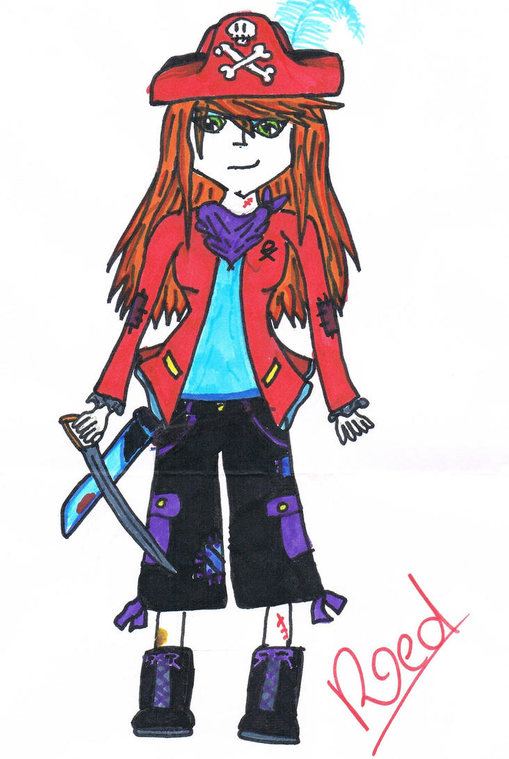Xxx anime pirate girl xxx by luigigirl17 on deviantart - Anime pirate wallpaper ...