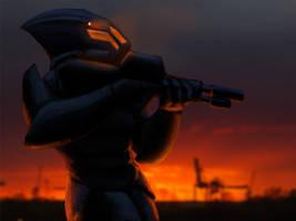 Special Elite Brigade speedpaint by A-Teivos