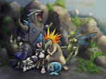 Syrio's dream team by A-Teivos